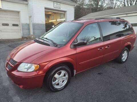 2006 Dodge Grand Caravan for sale at Driven Motors in Staunton VA