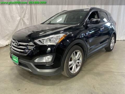 2014 Hyundai Santa Fe Sport for sale at Green Light Auto Sales LLC in Bethany CT