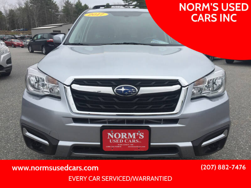 used subaru forester for sale in maine