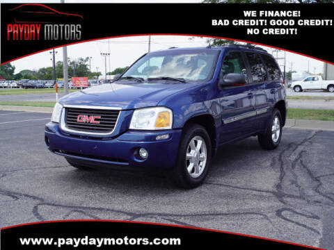 2005 GMC Envoy for sale at Payday Motors in Wichita KS