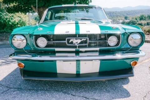1965 Ford Mustang for sale at Tilleys Auto Sales in Wilkesboro NC
