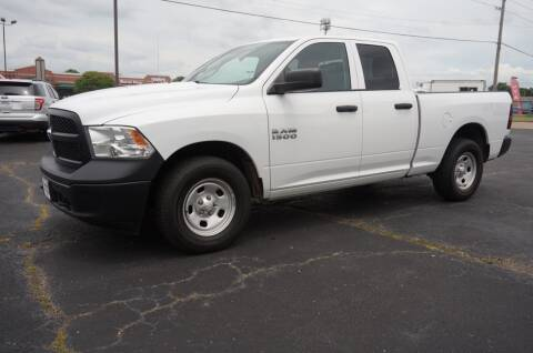 2013 RAM Ram Pickup 1500 for sale at Certified Auto Center in Tulsa OK