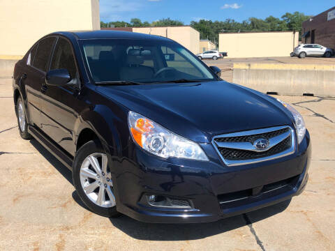 2012 Subaru Legacy for sale at Effect Auto Center in Omaha NE