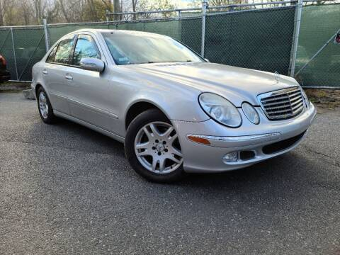 2004 Mercedes-Benz E-Class for sale at KOB Auto Sales in Hatfield PA