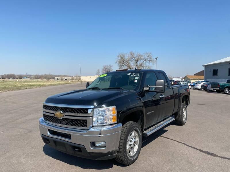 2011 Chevrolet Silverado 2500HD for sale at De Anda Auto Sales in South Sioux City NE