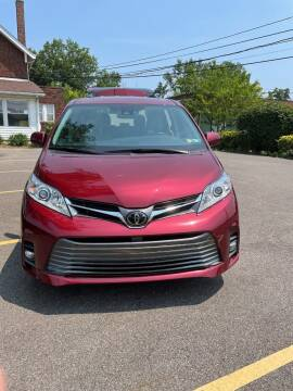 2020 Toyota Sienna for sale at O'Brien Leasing Company in Lyndhurst OH