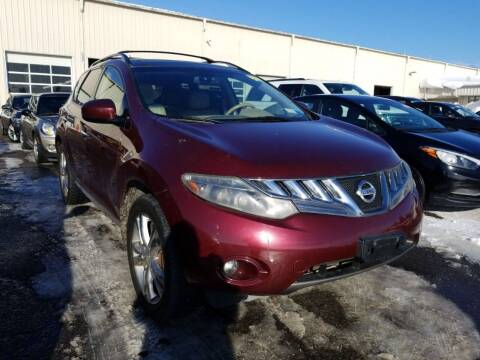 2010 Nissan Murano for sale at MOUNT EDEN MOTORS INC in Bronx NY