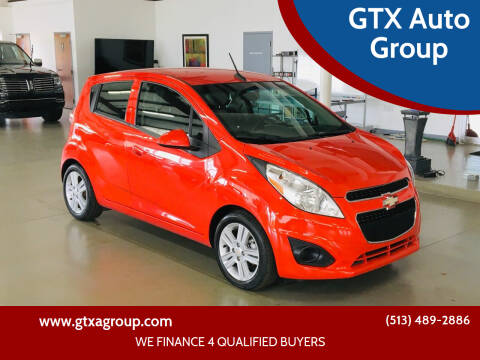 2014 Chevrolet Spark for sale at GTX Auto Group in West Chester OH