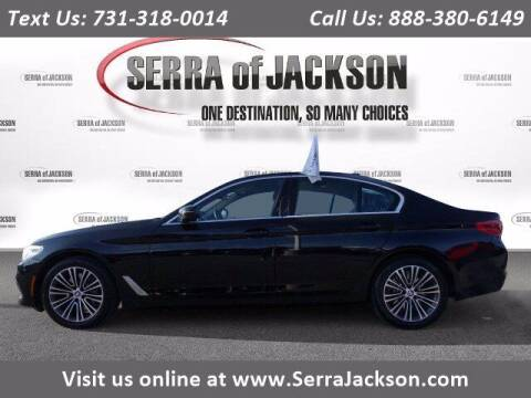 2020 BMW 5 Series for sale at Serra Of Jackson in Jackson TN
