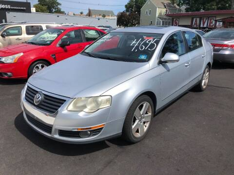 2009 Volkswagen Passat for sale at BIG C MOTORS in Linden NJ