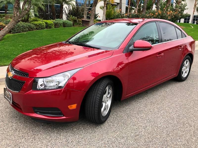 2014 Chevrolet Cruze for sale at Donada  Group Inc in Arleta CA