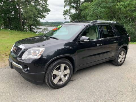 2012 GMC Acadia for sale at Elite Pre-Owned Auto in Peabody MA