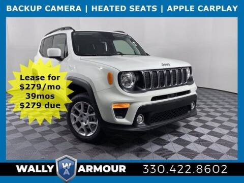 2021 Jeep Renegade for sale at Wally Armour Chrysler Dodge Jeep Ram in Alliance OH