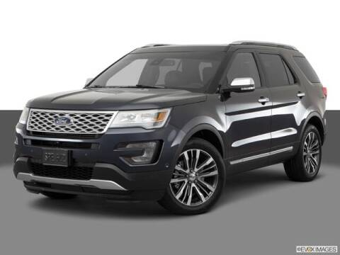 2017 Ford Explorer for sale at West Motor Company in Hyde Park UT