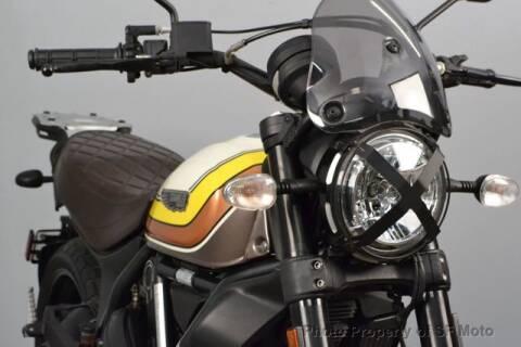 2018 Ducati Scrambler Classic MACH 2.0