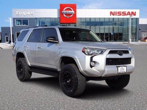 2016 Toyota 4Runner for sale at EMPIRE LAKEWOOD NISSAN in Lakewood CO