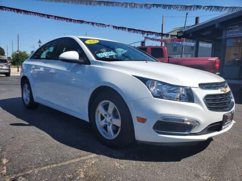 2016 Chevrolet Cruze Limited for sale at Michigan city Auto Inc in Michigan City IN