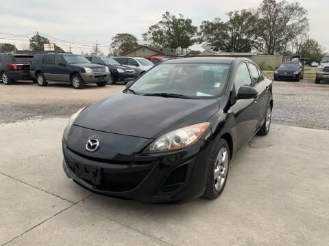 2011 Mazda MAZDA3 for sale at Bayou Motors Inc in Houma LA