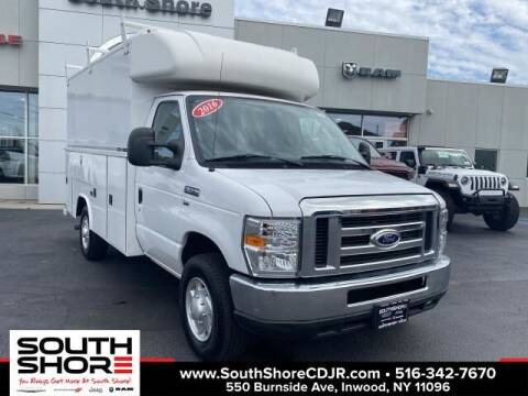 2016 Ford E-Series Chassis for sale at South Shore Chrysler Dodge Jeep Ram in Inwood NY