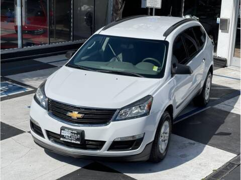 2016 Chevrolet Traverse for sale at AutoDeals in Daly City CA