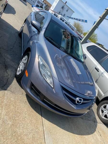 2010 Mazda MAZDA6 for sale at Bob Luongo's Auto Sales in Fall River MA