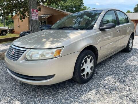 2005 Saturn Ion for sale at Efficiency Auto Buyers in Milton GA