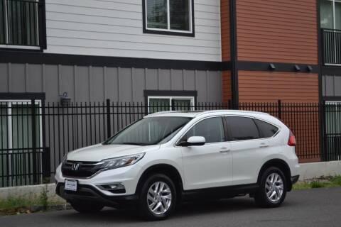 2015 Honda CR-V for sale at Skyline Motors Auto Sales in Tacoma WA