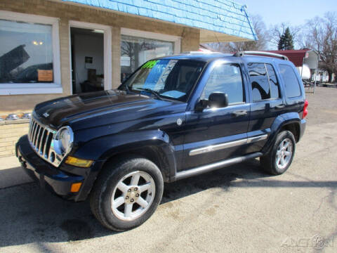 2006 Jeep Liberty for sale at Rondo Truck & Trailer in Sycamore IL