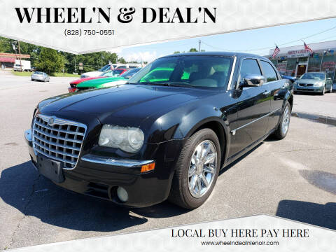 2005 Chrysler 300 for sale at Wheel'n & Deal'n in Lenoir NC