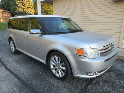 2010 Ford Flex for sale at Fox River Motors, Inc in Green Bay WI