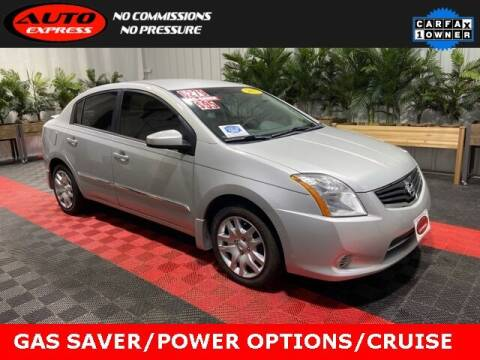 2011 Nissan Sentra for sale at Auto Express in Lafayette IN
