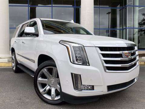 2020 Cadillac Escalade for sale at Southern Auto Solutions - Capital Cadillac in Marietta GA