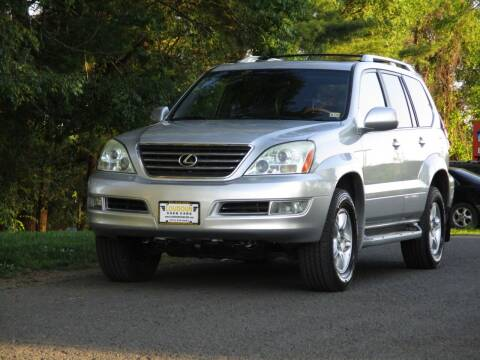 2006 Lexus GX 470 for sale at Loudoun Used Cars in Leesburg VA