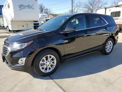 2020 Chevrolet Equinox for sale at Kell Auto Sales, Inc - Grace Street in Wichita Falls TX