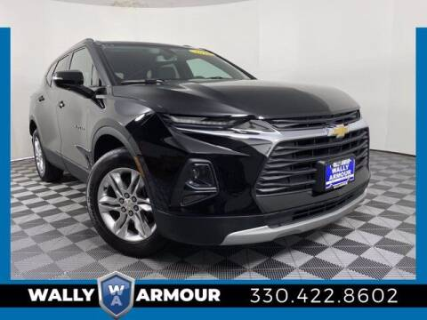 2020 Chevrolet Blazer for sale at Wally Armour Chrysler Dodge Jeep Ram in Alliance OH