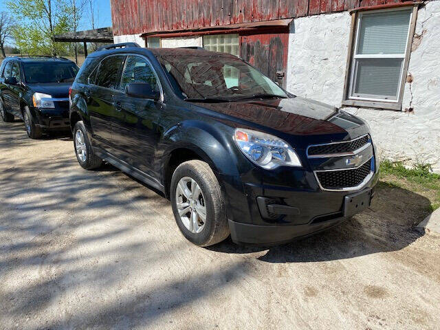 2012 Chevrolet Equinox for sale at Dave's Auto & Truck in Campbellsport WI