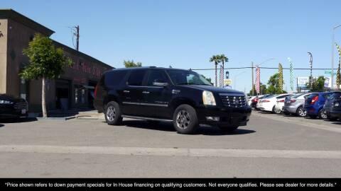 2007 Cadillac Escalade ESV for sale at Westland Auto Sales on 7th in Fresno CA