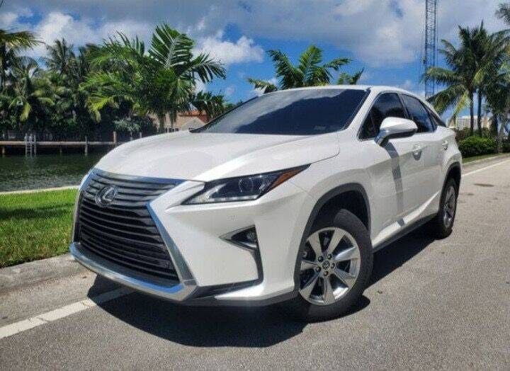 2019 Lexus RX 350 for sale at Barbie's Autos Corp in Miami FL