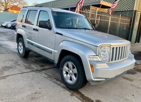 2010 Jeep Liberty for sale at Gus's Used Auto Sales in Detroit MI