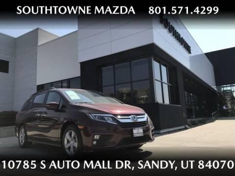 2018 Honda Odyssey for sale at Southtowne Mazda of Sandy in Sandy UT