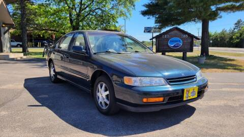 1995 Honda Accord for sale at Shores Auto in Lakeland Shores MN