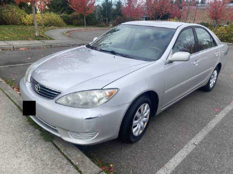 2005 Toyota Camry for sale at Washington Auto Loan House in Seattle WA