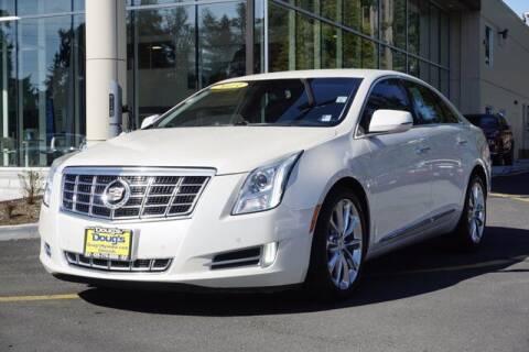 2013 Cadillac XTS for sale at Jeremy Sells Hyundai in Edmunds WA