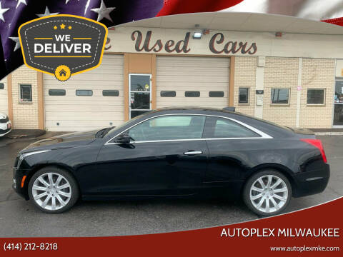 2015 Cadillac ATS for sale at Autoplex 3 in Milwaukee WI