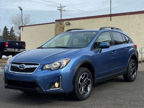 2016 Subaru Crosstrek for sale at North Imports LLC in Burnsville MN