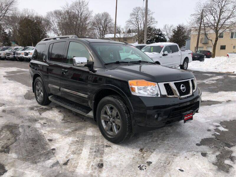 2014 Nissan Armada for sale at WILLIAMS AUTO SALES in Green Bay WI