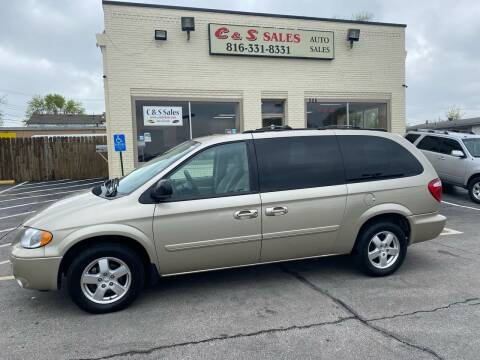 2005 Dodge Grand Caravan for sale at C & S SALES in Belton MO