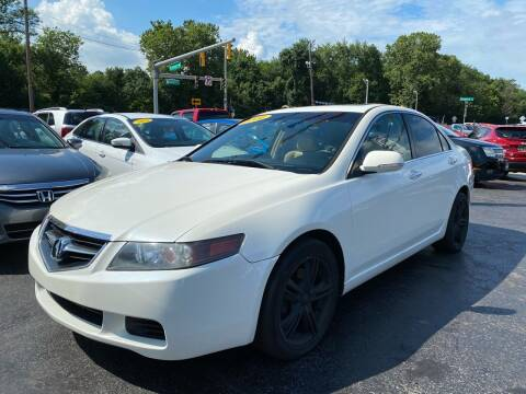2004 Acura TSX for sale at WOLF'S ELITE AUTOS in Wilmington DE