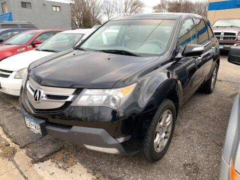 2009 Acura MDX for sale at BEAR CREEK AUTO SALES in Rochester MN