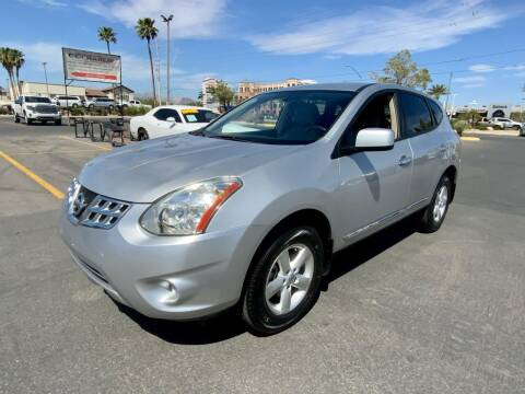2013 Nissan Rogue for sale at Charlie Cheap Car in Las Vegas NV